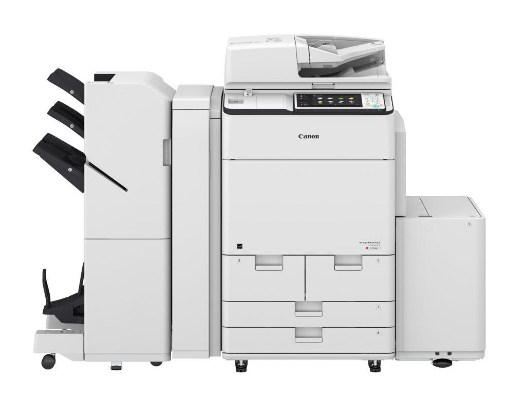 Lease Canon or Minolta Photocopier