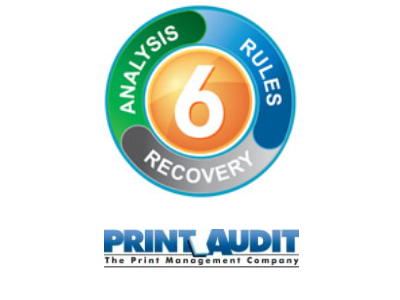 Print Audit 6 is a comprehensive, client-based tracking solution