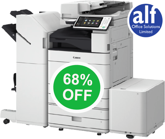 Lease a new Canon or Konica Minolta photocopier & receive the First 90 Days Service Free of Charge