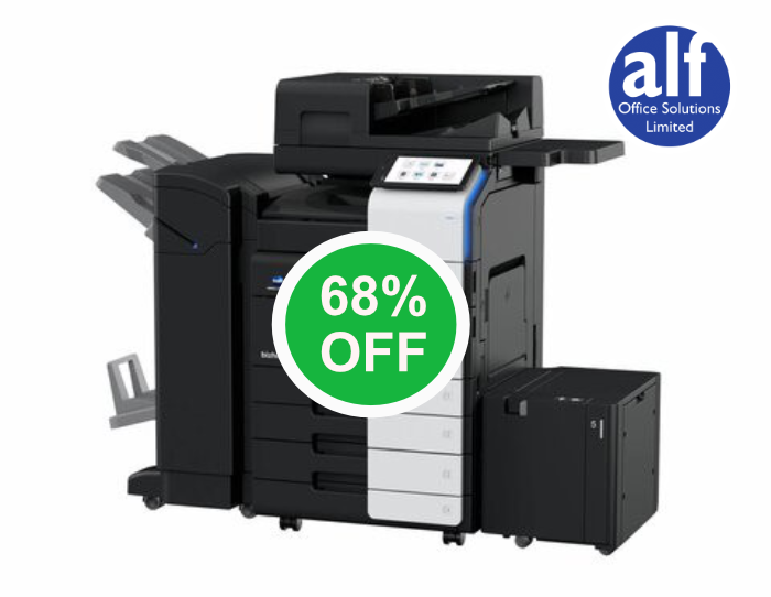 Lease Minolta Photocopier In London